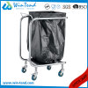 Factory Design Cleaning Clearing Garbage Refuse-Sack Cart