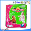 2017 Ghana Wonderrful Baby Diapers with Elastic Waist