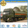 40000 L Dongfeng 8X4 4 Axles Heavy Duty 40 Tons Fuel Tank Truck for Sale
