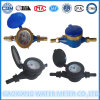 Multi Jet Dry Dial Water Meter Iron Brass Nylon