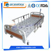 3 Functions Electric Hospital Beds with 6-Rank Al-Alloy Handrails (GT-BE1004)