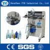 Cylindrical Silke Screen Printing Machine with Chemical Process Vessel