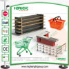 Grocery Store Shelving Trolley Supermarket Equipment