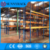 China Rack Manufacturer Heavy Duty Warehouse Storage Mezzanine Floor