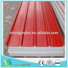 White/ Red/ Blue Color Steel EPS Composite Sandwich Panel for Wall and Roof