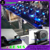 4PCS 10W CREE RGBW 4 in LED Beam Moving Head
