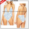 OEM Free Sample Fabric Ladies Sexy Custom One Piece Swimwears