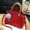 Popular Hard Handle Bag Women Handbag with Fur Ball Pendent Ladies Shoulder Bags Sy8170