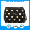 Small Flower Printed Canvas Cosmetic Bag for Beauty Bag