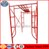 Light Duty Galvanized Frame Walk-Thru X Frames Husky Scaffolding