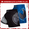 Wholesale Cheap Latest MMA Shorts Black (ELTMSI-29)