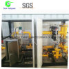 Skid-Mounted Natural Gas Regulating and Metering Skid Device