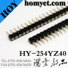 2.54mm 180 Single Row 40p Male Pin Header