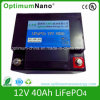 12V 40ah High Energy Lithium Battery for Wheelchair