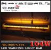 55inch Light Bar Emergency Vehicle LED Warning Lightbar 104W