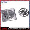 Stainless Steel Anti-Smell Floor Drain with Cover Screw (WW-DD016)