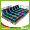 Producer Trampoline Basketball Court with Fencing