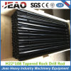 11 Degree Tapered Drill Steel Rod and Pipe for Rock Tools