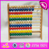 2015 New Arrival Kid Wooden Abacus Toy, Educational Children Wooden Abacus, Caculating Wooden Bead Abacus to Genius Boy QQ-6029[1]
