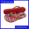 Hot Style Lady PE Flip Flop Slipper Shoe for Women