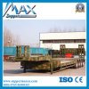 3-5 Axle Low Flatbed Semi Trailer Excavator Transporting Truck Trailer