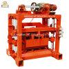 Small Scale Concrete Block Making Machine Qt4-40 Brick Making Machine Price List in Nigeria