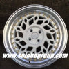 Silver Wci Alloy Wheel Rim