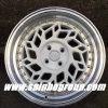 Silver Wci Alloy Wheel Rim