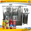 Automatic Vegetable Paste Filling Capping Machine