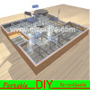 Custom Portable Modular DIY LED Trade Show Exhibition Platform