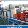 Aluminum Extrusion Machine Small Double Puller with Round Precision Saw