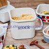 Sunboat Noodles Cup Enamel Mug Milk Cup Kitchenware Home Appliance