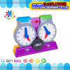 Plastic Teacher Clock Toys, Learning Toys, Kid Learning Machine Toys