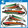 Die Cut Free-Designed Motorcycle ATV Sticker