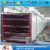 High Drying Speed Food Industry Mesh Band Dryer System