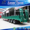 Muiti Function Cargo Semi Trailer with Side Doors and Ladders