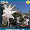 Hot Selling Outdoor Party Stage Decoration Inflatable Star and Inflatable Tube with LED Light for Sale