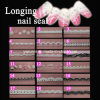 Self Adhesive Nail Decal Lace Manicure Tip Sticker