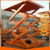 Stationary Scissor Lift Platform