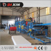 Reasonalble Price Cold Plate Used EPS&Rock Wool Sandwich Roof Panel Roll Forming Line for Sale