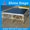 Aluminum Stage, Model Stage, Concert Stage, Singing Dancing Stage, Fashion Show Stage, Wedding Stage, Plywood Wood Stage Floor