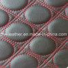 Microfiber PU Leather for Car Seat Hw-641