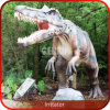 Dinosaur Palyground Artificial Animatronic Dinosaur Model