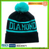 Beanie Hat with Top Ball BN-0506