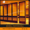 Acoustic Aluminum Movable Partitions Walls for Wedding Hall