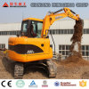 High Quality 8t 0.3cbm Bucket Crawler Excavator for Sale