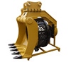 5-40t 360 Degree Rotary Hydraulic Grapple