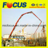 Most Popular 42m, 45m Truck-Mounted Concrete Boom Pump with Isuzu Chassis