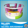 Colorful Electric Push Chair Amusement Park Set (QL-3009F)
