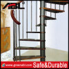 Stainless Steel Spiral Staircase Design (DD123)